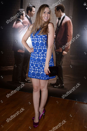 Jersey Boys Gala Screening at the Odeon Westend Olivia Lee