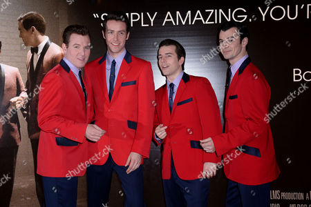 Editorial photo of Jersey Boys Gala Screening - 16 Jun 2014