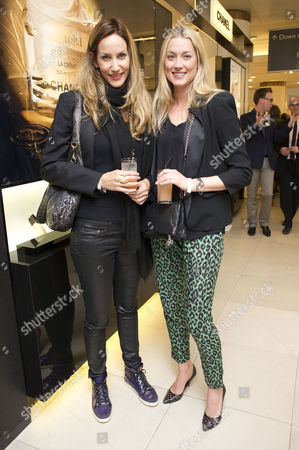 Launch of the New John Lewis Beauty Hall On Oxford Street Lisa Butcher and Heidi Wichlinski