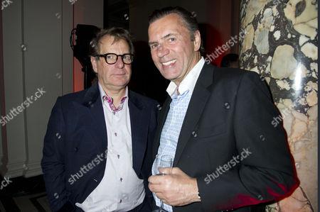 50th Birthday at the V&a Mark Borkowski and Duncan Bannatyne