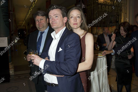 50th Birthday at the V&a Lord Strathclyde and Feargal Sharkey