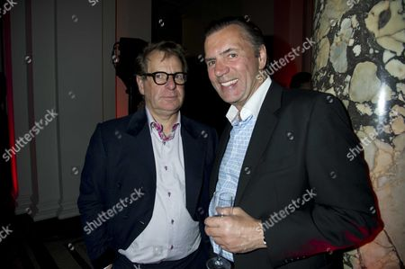 50th Birthday at the V&a Mark Borkowski & Duncan Bannatyne