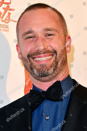 Kinky Boots Press Night Afterparty at the Connaught Rooms Darren Carnall