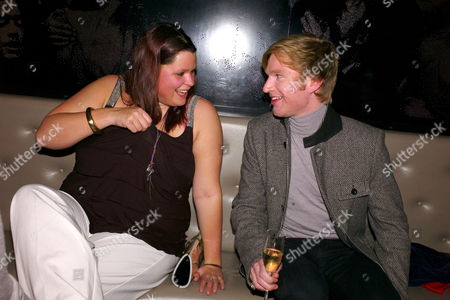 Kitts Nightclub First Anniversary Party Sloane Square Chelsea Fifi Geldof and Henry Conway