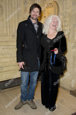 Kooza Cirque Du Soleil Press Night at the Royal Albert Hall Jason Orange with His Mother