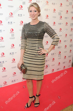 Stock Picture of Lifetime Launch Party at One Marylebone Daisy Amodio