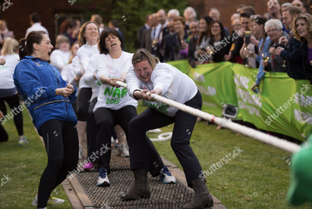 Editorial photo of Macmillan's House of Lords Vs. House of Commons Tug of War