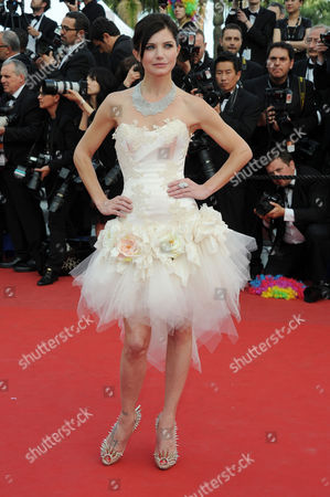 'Madagascar 3: Europe's Most Wanted' Red Carpet at Palais Des Festivals During the 65th Cannes Film Festival Delphine Chaneac