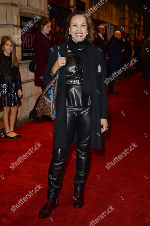 'Memphis' Press Night Arrivals at the Shaftesbury Theatre Candi Staton