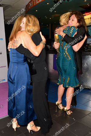 'Miss You Already' Premiere at the Odeon Leicester Square Catherine Hardwicke and Drew Barrymore with Jacqueline Bissett and Toni Collette