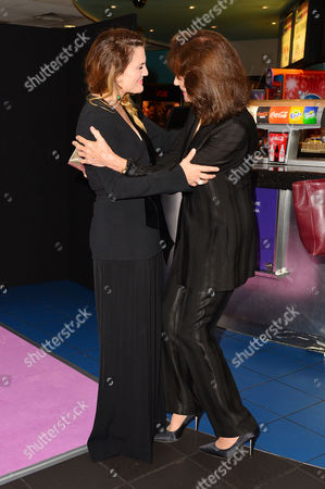 'Miss You Already' Premiere at the Odeon Leicester Square Drew Barrymore and Director Jacqueline Bissett