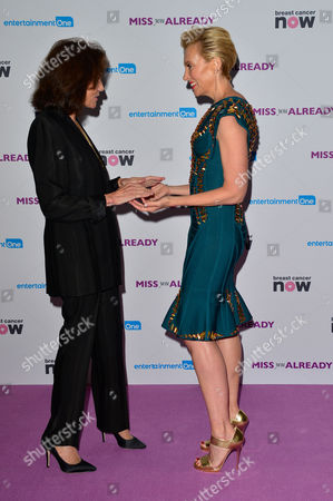 'Miss You Already' Premiere at the Odeon Leicester Square Jacqueline Bissett and Toni Collette