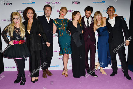 'Miss You Already' Premiere at the Odeon Leicester Square Morwenna Banks Jacqueline Bissett Paddy Considine Toni Collette Drew Barrymore Dominic Cooper and Director Catherine Hardwicke