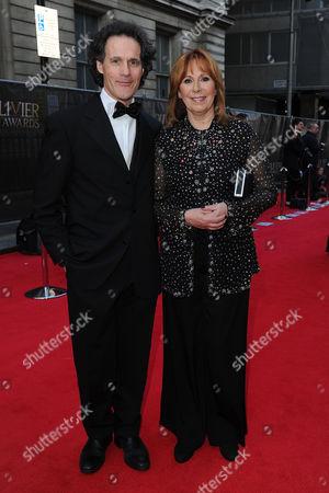 Olivier Awards Arrivals 2014 at the Royal Opera House Marti Webb