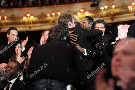 Editorial photo of Olivier Awards Exclusive Access - 03 Apr 2016