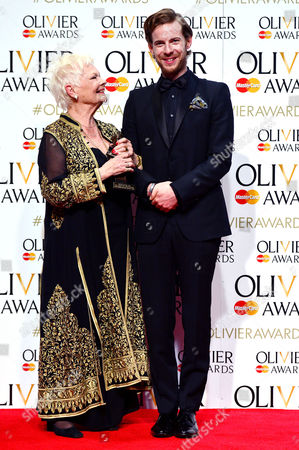 Editorial photo of Olivier Awards Press Room - 03 Apr 2016