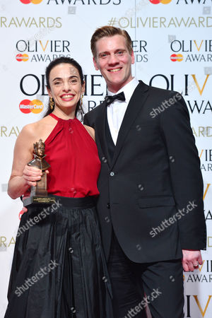 2016 Olivier Awards at the Royal Opera House - Press Room Alessandra Ferri (outstanding Achievement in Dance in Cheri and Woolf Works) Presented by Adam Cooper