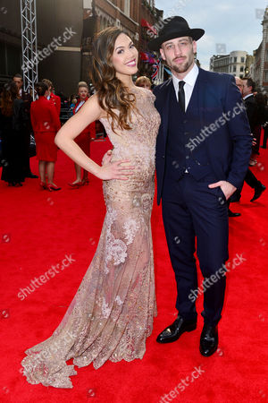 Editorial picture of Olivier Awards Red Carpet Arrivals - 03 Apr 2016