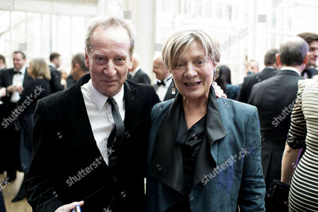 Editorial photo of Olivier Theatre Awards Reception - 28 Apr 2013