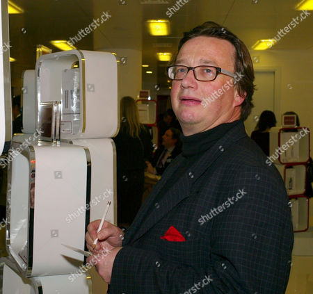 Opening Party For the New Fiat Flagship Store in Wigmore Street Sebastian Conran