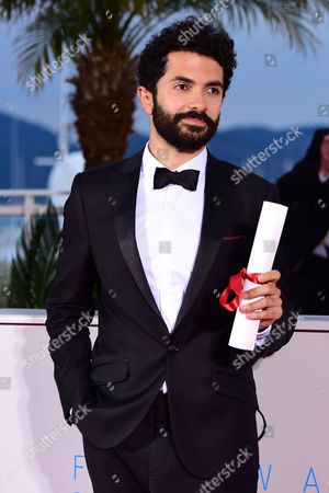 Editorial image of Palme D'or Winners Photocall - 24 May 2015