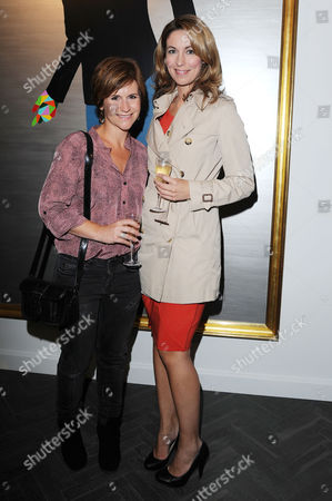 Pedro Paricio 'Diary of an Artist and Other Stories' Private View at the Halcyon Gallery Harriet Scott and Emma Crosby