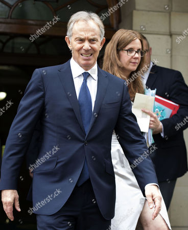 Philip Gould Memorial Lecture Given by Tony Blair at Church House Westminster Tony Blair