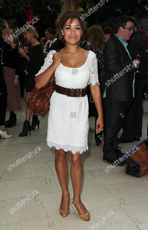 Philips British Academy Television Awards Nominees Party at Coutts the Strand Antonia Thomas (misfits)