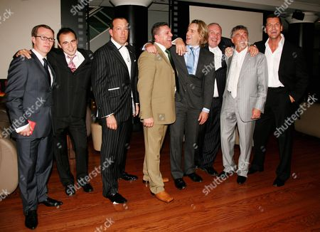 Premiere For 'Rise of the Foot Soldier' at the Vue Westend Ricci Harnett Roland Manookian Terry Stone Director Julian Gilbey Steve Mcfadden Frank Harper Billy Murray Craig Fairbrass