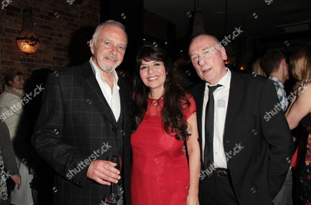 Editorial image of Press Night For 'All the Fun of the Fair' at the Garrick Theatre and Afterparty at Jewel, Covent Garden - 28 Apr 2010