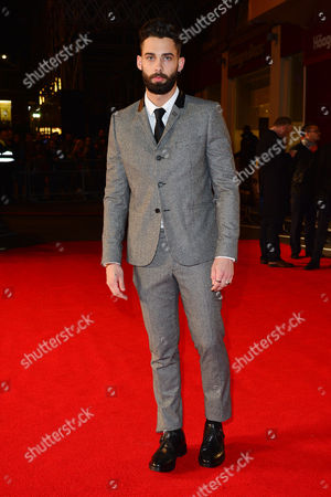 Stock Picture of 'Ronaldo' World Premiere at Vue Leicester Square Jimmy Launay