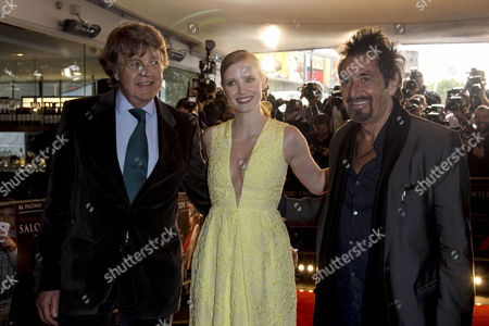 Editorial photo of Salome/wilde Salome Premiere - 21 Sep 2014