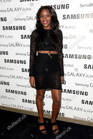 Samsung Galaxy Launch Event at the Collection Brompton Road Lulu James