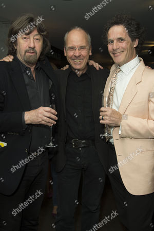 Second Anniversary Party For the St James Theatre Victoria Trevor Nunn John Caird and Robert Mackintosh