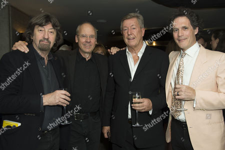 Second Anniversary Party For the St James Theatre Victoria Trevor Nunn John Caird Alan Judd and Robert Mackintosh