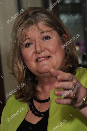 'Shopping Seduction and Mr Selfridge' Book Party at Aubaine Selfridges Author Lindy Woodhead