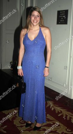The London Debutante Season's Snow Ball in Aid of the Nspcc and Macmillan Cancer Relief at Mandarin Oriental Hotel Hyde Park London the Hon Victoria Tryon Daughter of Lord Tryon and the Late Kanga Tryon
