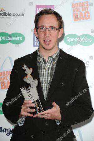 Editorial image of Specsavers National Book Awards - 26 Nov 2014