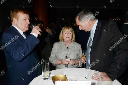 the Spectator Parliamentarian of the Year Awards Charles Kennedy Margaret Darling and Geoff Hoon