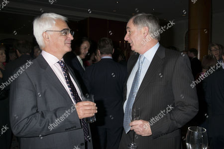 Stock Image of the Spectator Parliamentarian of the Year Awards Alistair Darling and Geoff Hoon
