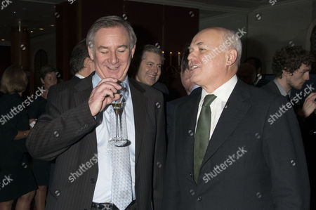 the Spectator Parliamentarian of the Year Awards Geoff Hoon and Iain Duncan Smith
