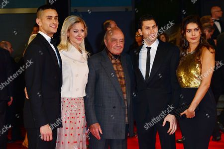 Editorial picture of Spectre Royal World Premiere - 26 Oct 2015
