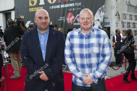 World Premiere 'Made of Stone' at the Victoria Warehouse Manchester Director Shane Meadows and Producer Mark Herbert
