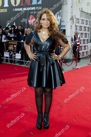 World Premiere 'Made of Stone' at the Victoria Warehouse Manchester Rowetta Idah