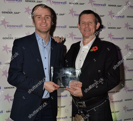 Editorial image of Stonewall Awards 2013 at the V&a - 07 Nov 2013
