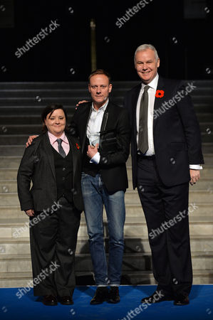 Editorial picture of Stonewall Awards 2013 at the V&a - 07 Nov 2013
