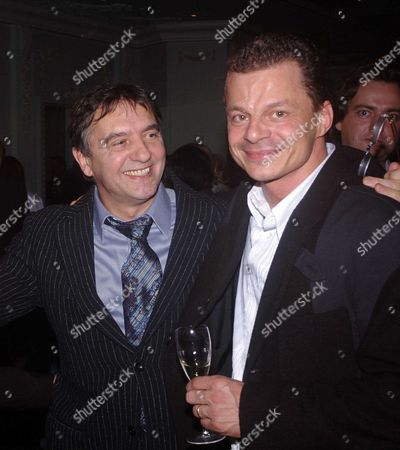 The 2004 Tatler Resturant Awards at the 4 Seasons Hotel Hamilton Place London Raymond Blanc