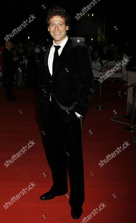 the 2007 National Movie Awards at the Royal Festival Hall Ioan Gruffud