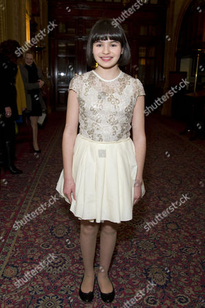 Stock Photo of 'The Audience' Press Night Afterparty at the Royal Horseguards Hotel Whitehall Maya Gerber