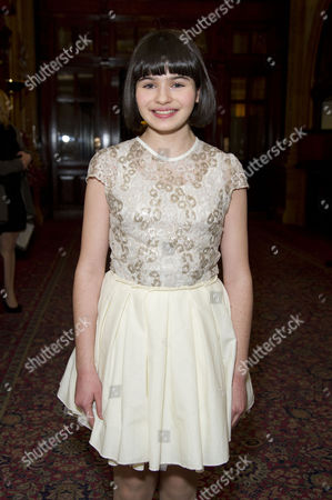 Stock Picture of 'The Audience' Press Night Afterparty at the Royal Horseguards Hotel Whitehall Maya Gerber